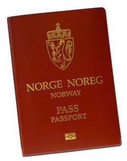 Norsk pass
